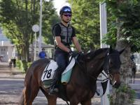 【クイーンS】イカット 一発狙う!波乱続出の夏競馬、格上挑戦で初の重賞へ