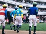 富田暁騎手のオーストラリアでの騎乗成績(11月5日)