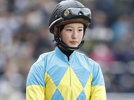 17日の日本ハム-ソフトバンク戦で始球式を務めることになった、藤田菜七子騎手。(撮影:下野雄規)