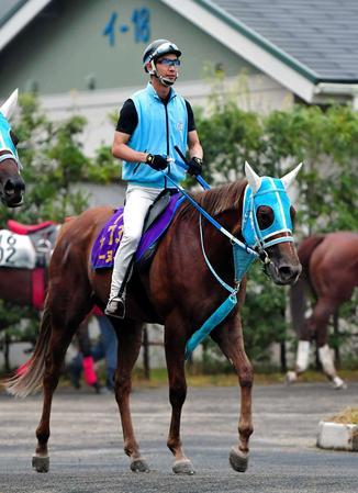 順調に夏を越した桜花賞馬レーヌミノル