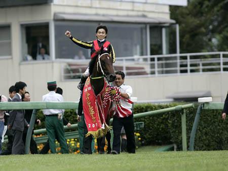 上村洋行元騎手など5名がJRA調教師試験に合格(撮影:下野雄規)