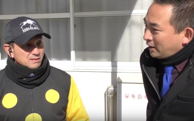 【阪神JF】リリーノーブル・藤岡健一調教師 ライバルは同世代にあらず(提供:東京スポーツ)