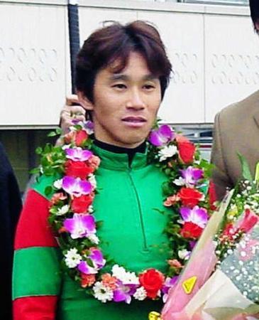 引退を発表した横山義行騎手