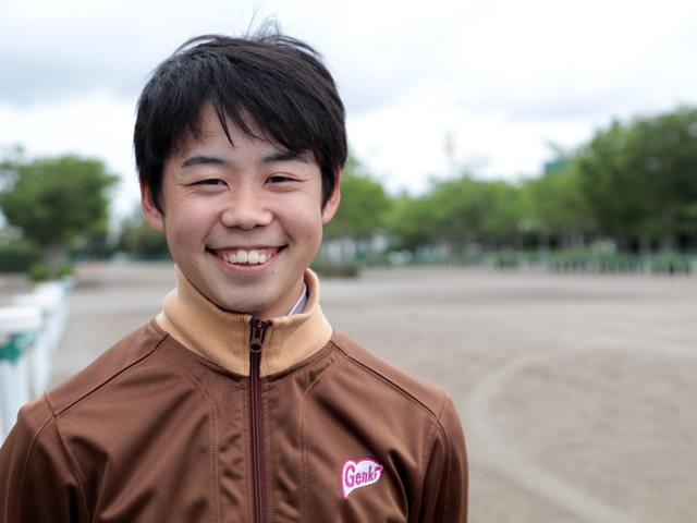 ジョニー・ムルタ厩舎で武者修行することが決まった野中悠太郎騎手