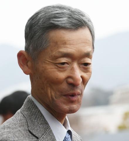引退する和田正道調教師(c)netkeiba.com