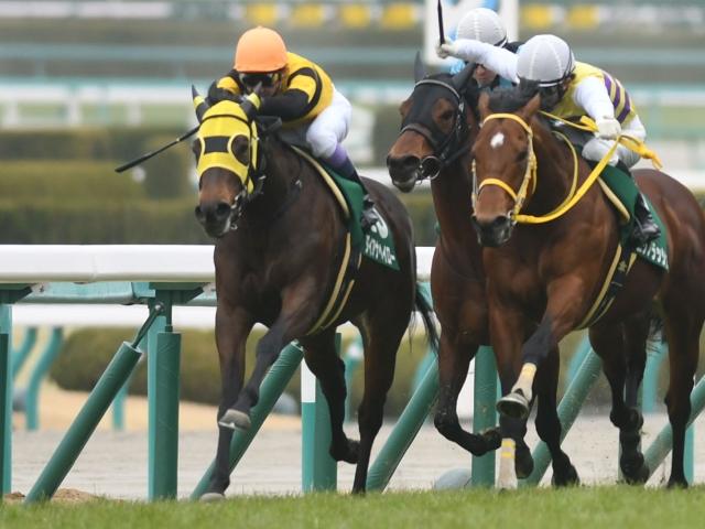 阪急杯を勝利したダイアナヘイローは松山騎手で高松宮記念へ