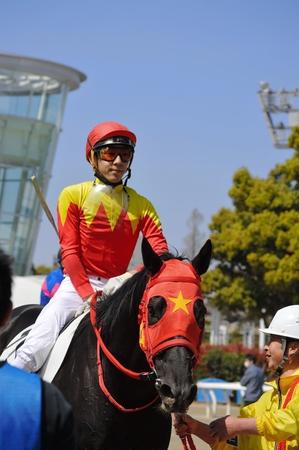 本年度で騎手免許失効となり、最終騎乗となった中野省吾騎手