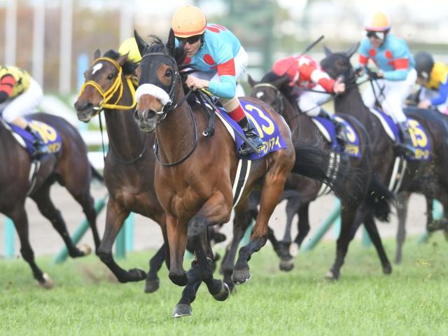 牝馬2冠がかかるアーモンドアイは7枠13番(c)netkeiba.com