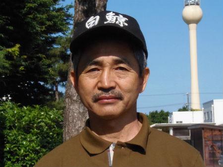 宝塚記念出走のホエールキャプチャを管理する田中清隆調教師(撮影:佐々木祥恵)