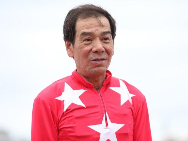 的場文男騎手の記録更新は日曜日からの大井開催まで持ち越しに(撮影:高橋正和)
