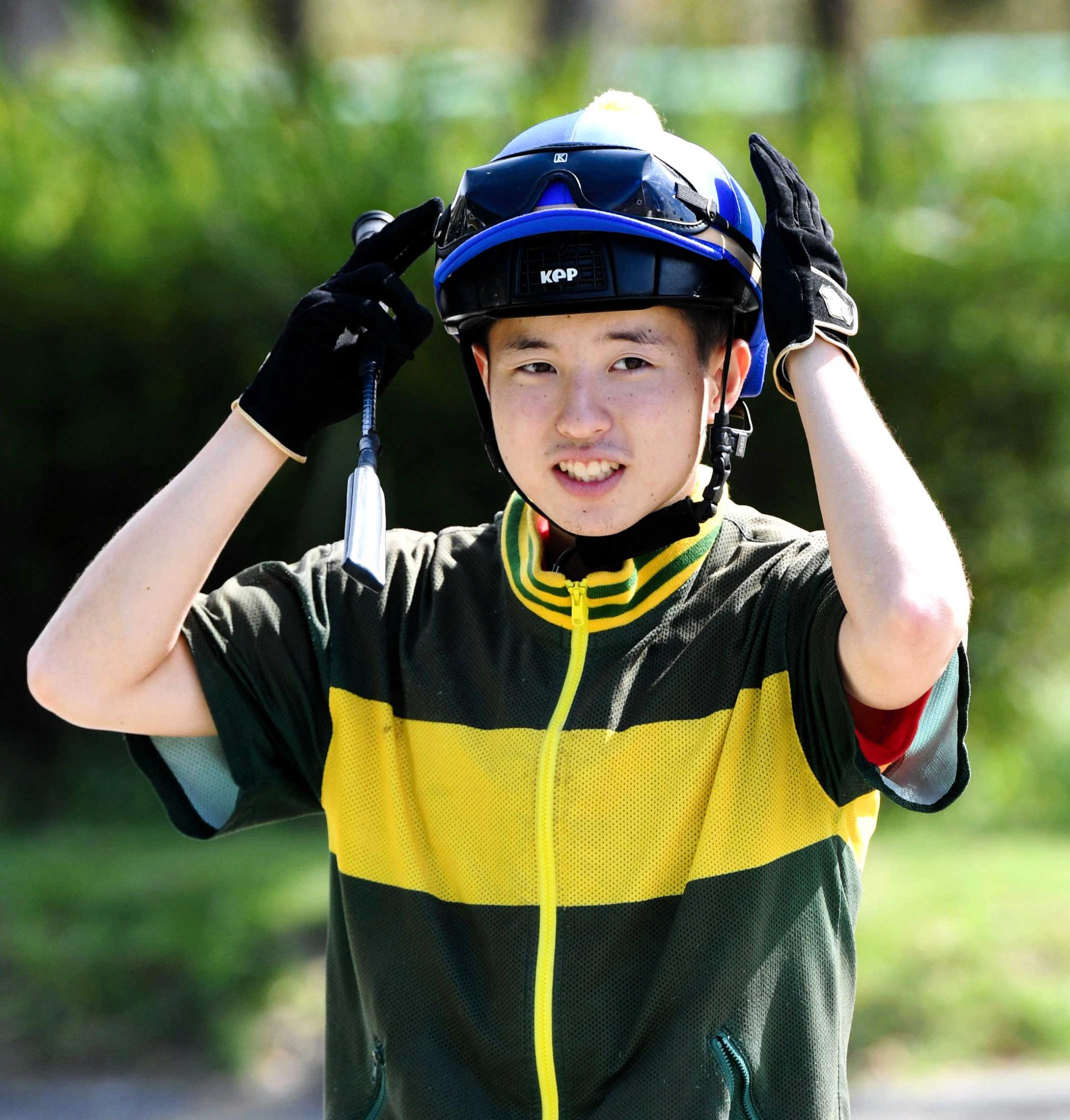 今週の中山競馬で復帰する武藤雅