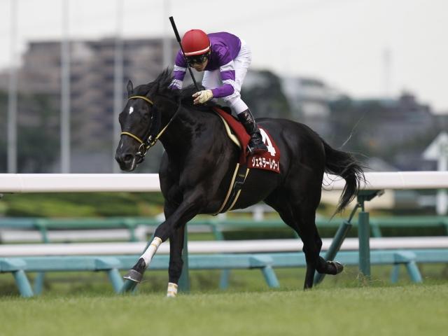 田辺騎手騎乗の4番人気ジェネラーレウーノが押し切り優勝(撮影:下野雄規)