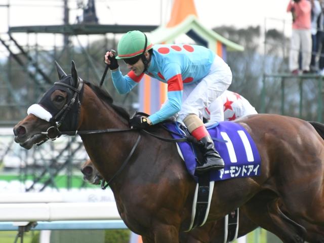 2018年に史上5頭目の牝馬三冠馬となったアーモンドアイ