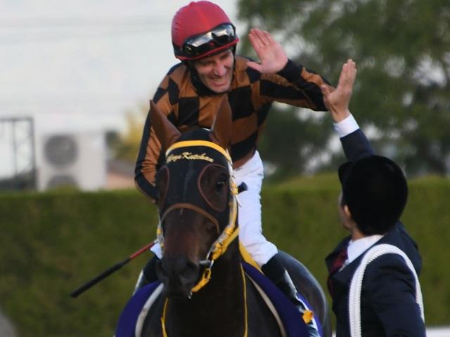 昨年はモズカッチャン&M.デムーロ騎手のコンビがエリザベス女王杯を制覇