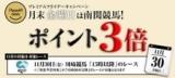 【SPAT4】月末金曜は南関競馬!明日の川崎競馬はポイントがお得!