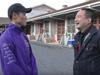 【朝日杯FS】アドマイヤマーズ・大江祐輔助手 関西の砦/東スポ動画