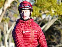 若き天才騎手マーフィーが初来日
