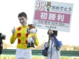 O.マーフィー騎手がJRA初勝利