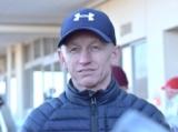 短期免許を取得したミナリク騎手「再び来日できてハッピーです」/美浦トレセンニュース