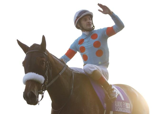 ジャパンCでは堂々の1番人気で歴戦の古馬牡馬を完封した(撮影:下野雄規)