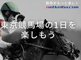【参加者募集中】2/10(日)東京競馬場来賓席に25名様をご招待!