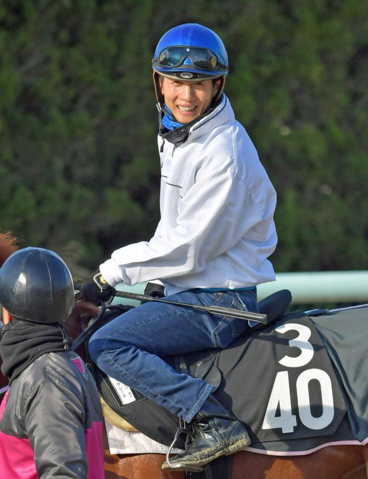 幸が実戦復帰!今週は京都で14鞍「痛みはないし、楽しみしかない ...