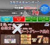 【SPAT4】金盃(大井)はポイント最大13倍!