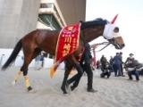 【次走】川崎記念を制したミツバはダイオライト記念へ