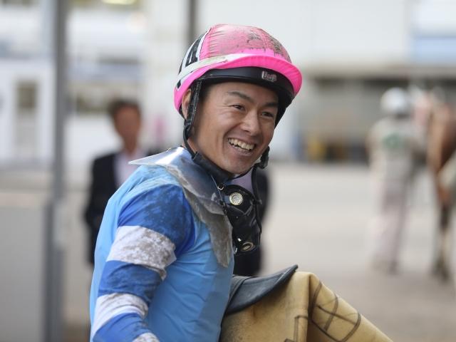 6度目の挑戦で念願のJRA騎手免許合格となった藤井勘一郎騎手(撮影:高橋正和)