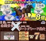 【SPAT4】ユングフラウ賞(浦和)はポイント最大14倍!