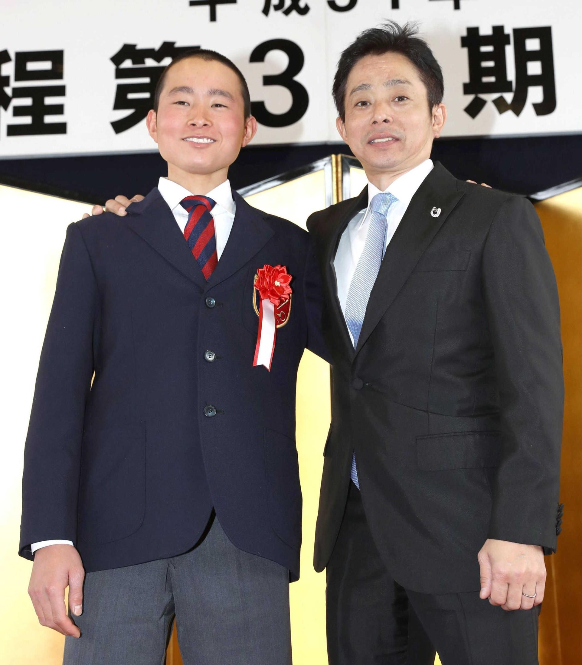 岩田康誠の次男・望来が競馬学校を卒業で決意「海外でも騎乗依頼を受ける騎手に」 | 競馬ニュース - netkeiba.com