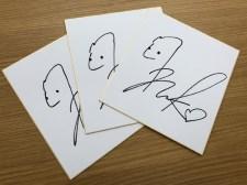 【プレゼント】藤田菜七子騎手のサイン色紙を3名様に!