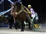 【地方競馬】ホクショウマサルが20連勝、ばんえい競馬の最多連勝記録を達成