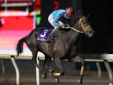 【船橋・報知グランプリC】タービランスが内から抜け出し重賞4勝目/地方競馬レース結果