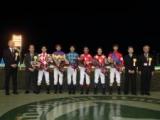 【地方競馬】南関東4競馬優秀騎手の表彰式 最優秀騎手賞の森泰斗騎手「いい競馬をお見せして行けたら」