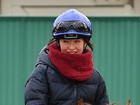 菜七子、新減量ルール「ありがたいこと」 土日の小倉では計17鞍に騎乗