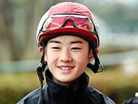 小林凌、まず顔を覚えて 元騎手の父からアドバイス
