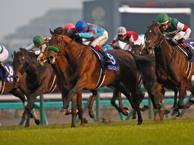 偏差値「73」で3位のブラストワンピース。この馬を上回る偏差値「75」を記録した馬とは? 写真=下野雄規【netkeiba.com】