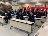 日本軽種馬協会の第41期生産育成技術者研修の開講式 「馬産地の原動力に」と期待