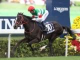 【クイーンエリザベスII世C】リスグラシューの鞍上は新コンビとなるO.マーフィー騎手