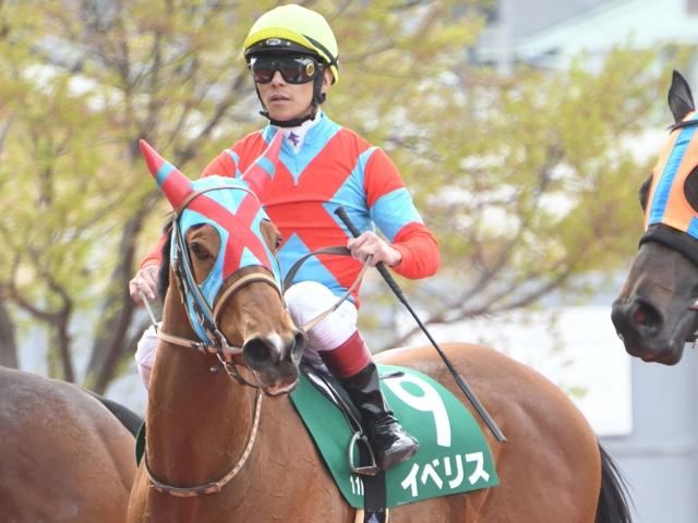 浜中俊騎手は2017年函館2歳S以来のJRA重賞勝利(c)netkeiba.com