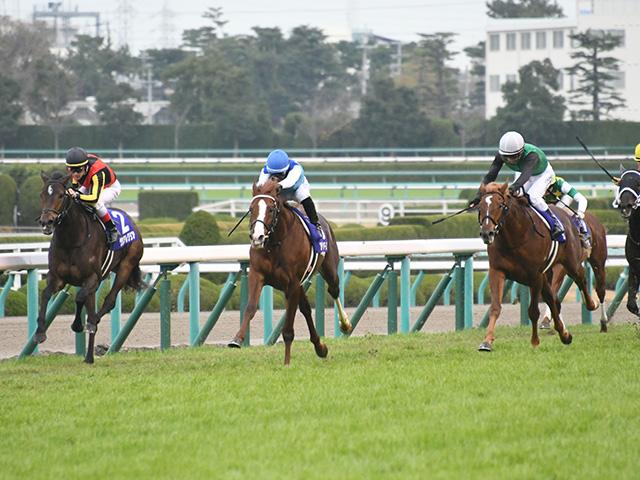 アドマイヤマーズ、クリノガウディー、グランアレグリアと昨年の朝日杯上位馬が再び顔を揃える