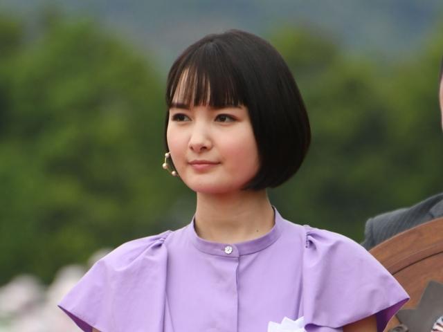 女優の葵わかなさん(c)netkeiba.com