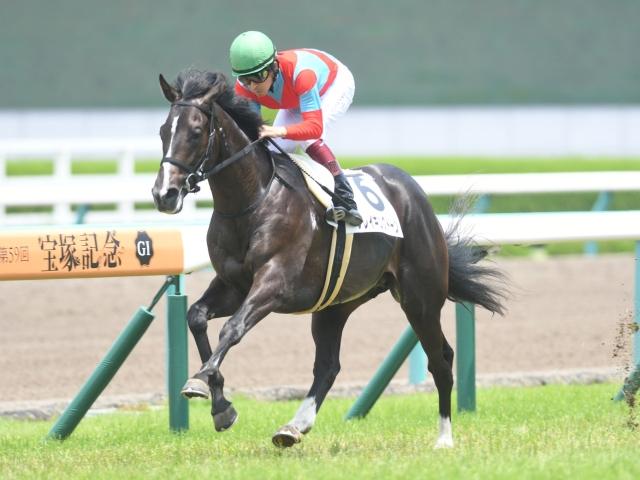 皐月賞11着から巻き返しを期すブレイキングドーン(写真は新馬戦優勝時)