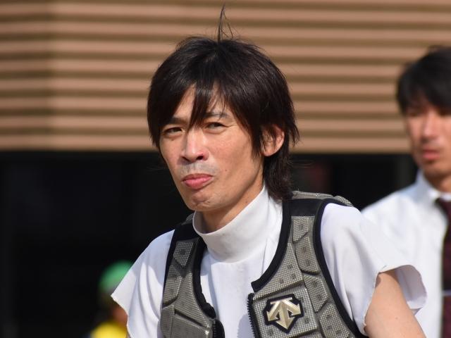 小林徹弥騎手が20日をもって引退 これまでにJRA通算383勝(撮影日は2018年9月17日)