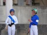 ゆかりの地で親子ワンツー! 岩田望来騎手が父との叩き合いを制して勝利
