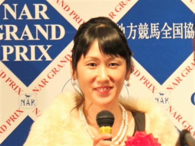 落馬事故からおよそ3年3ヶ月ぶりに復帰する岩永騎手(c)netkeiba.com