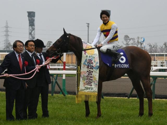 CBC賞】セイウンコウセイは幸英明騎手、ショウナンアンセムは藤岡康太 ...