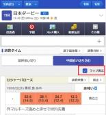 スマートフォン版netkeibaで調教タイム ラップ表示対応!