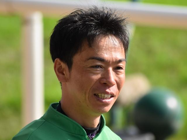 北村宏司騎手が約5ヶ月ぶりの実戦復帰へ(撮影日は2018年11月11日、(c)netkeiba.com)